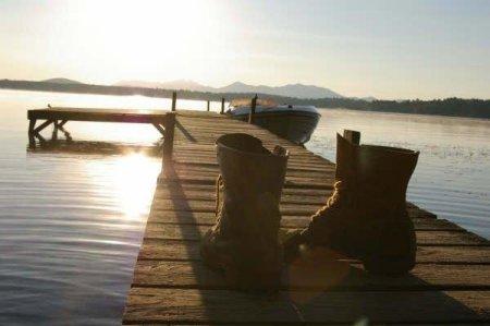 Vreni's 'boots'